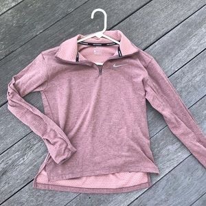 Nike Running Dri Fit Dusty Coral Pink Jacket NWOT